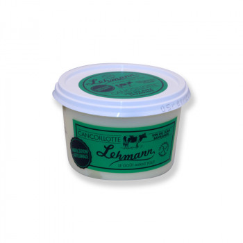 Cancoillotte SAVAGNIN pot de 240gr